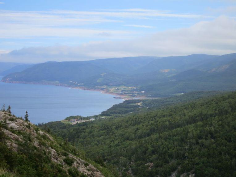 Cape Breton bay