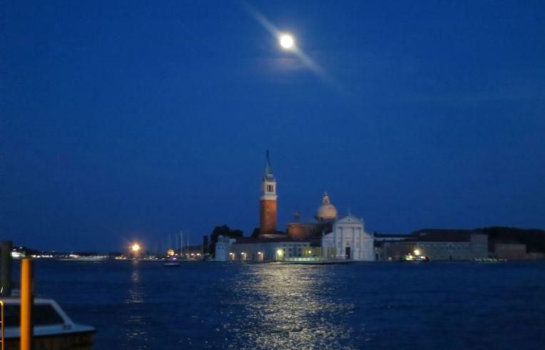 Serene nightfall