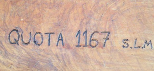 Quota 1167