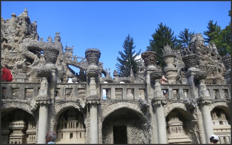 Palais Ideal West Facade