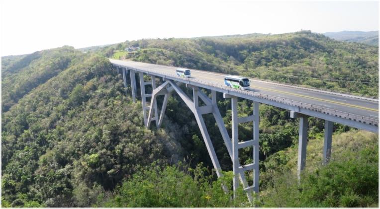 Bacunayagua Bridge 1