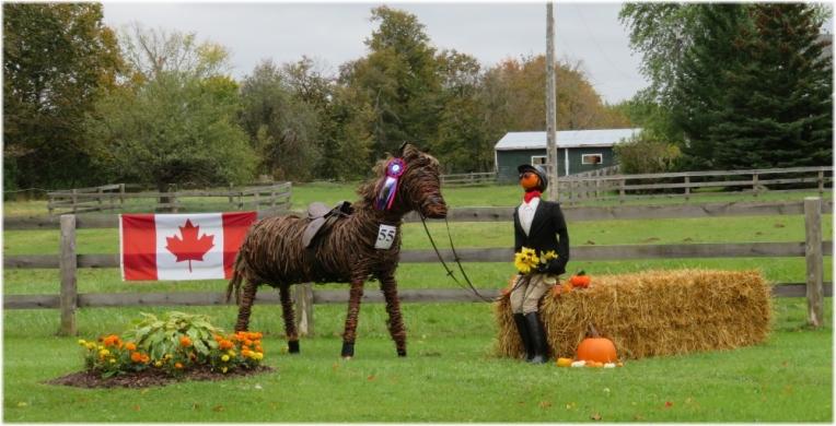 Scarecrow contest 1