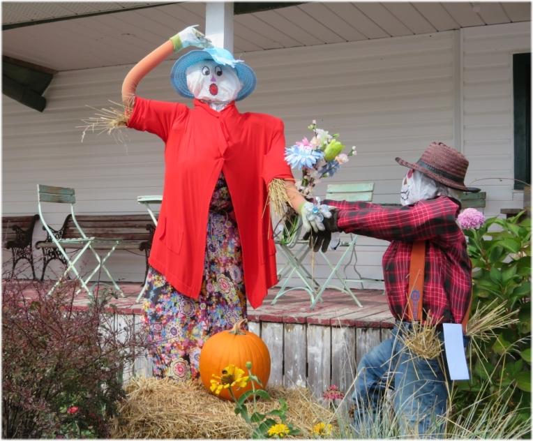 Scarecrow contest 10