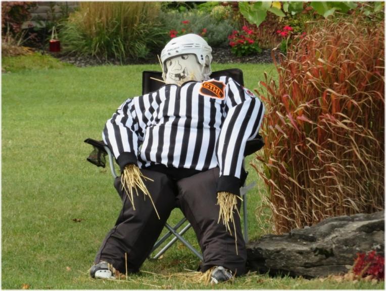 Scarecrow contest 13