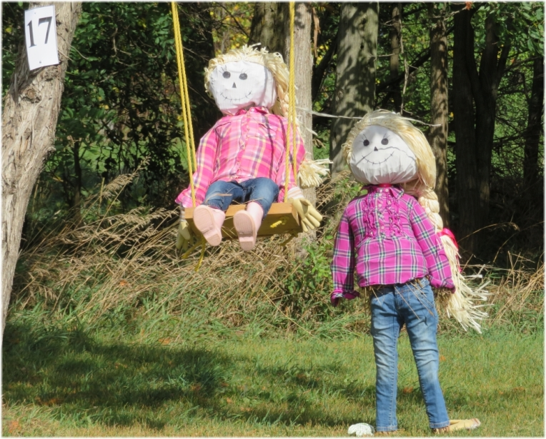 Scarecrow contest 15