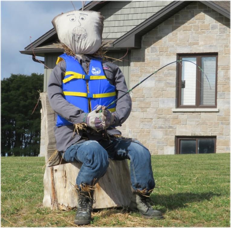 Scarecrow contest 8