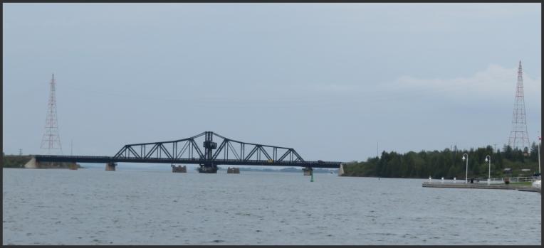 Little Current Swing Bridge