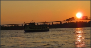 Soo Locks Boat