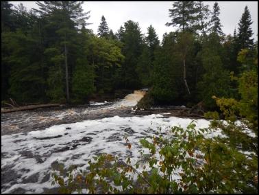 Tahquamenon Falls - Lower