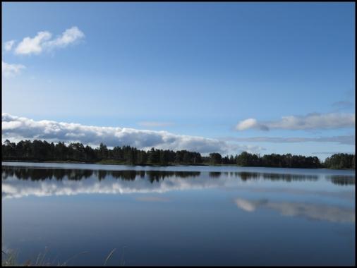 Seney one quiet and calm pond