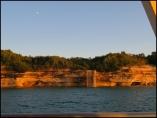 Spray Falls - Pictured Rocks