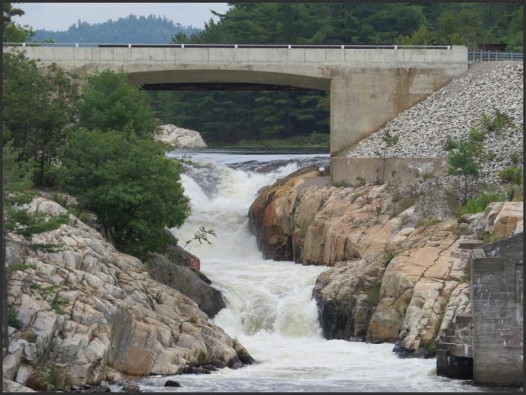 Whitefish Falls