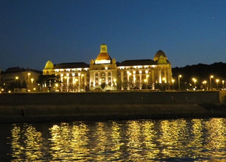 Budapest - Gellert Hotel and Thermal Baths