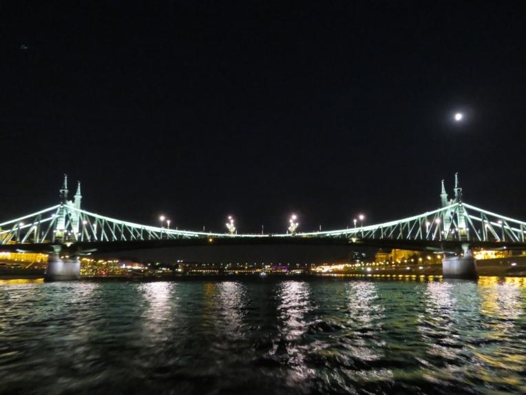 Budapest - Liberty Bridge