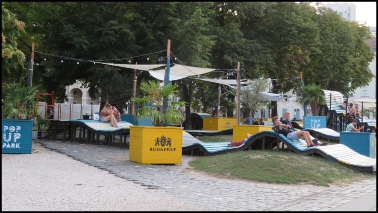 Budapest PopUpPark 3