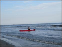 Sulina - kayaking