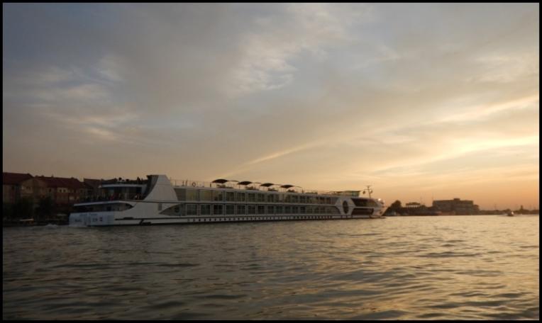 Sulina - Swiss Tiara cruise boat