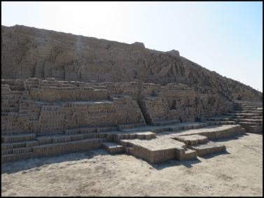 Huaca Puclanna - great pyramid