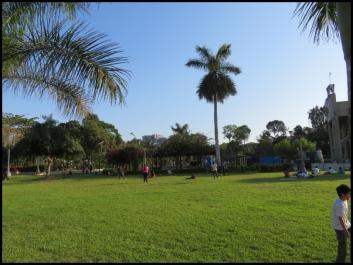 Lima- parque de la exposition 0