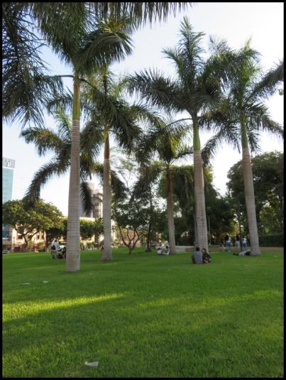 Lima- parque de la exposition 2