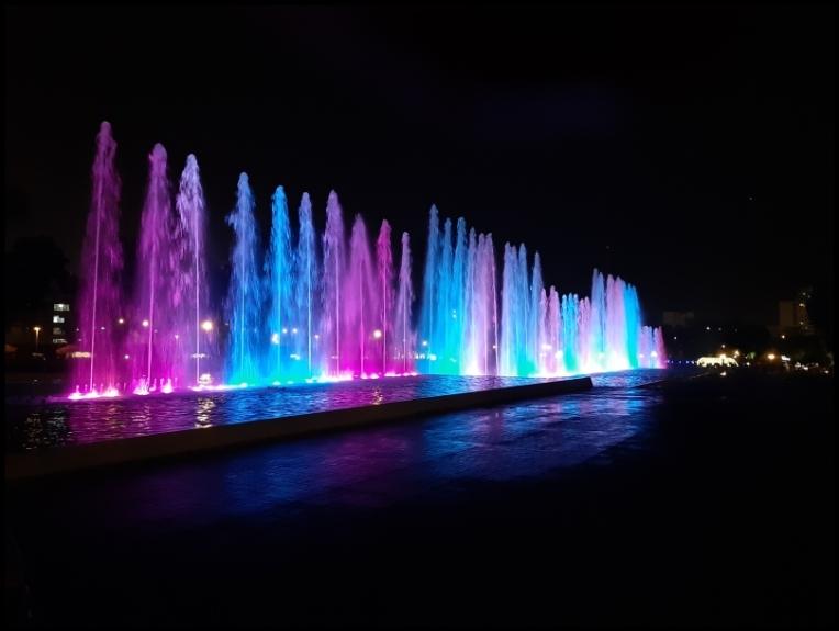 Lima - The magic water tour