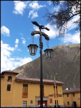 Ollantaytambo - Puma heads