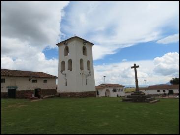 Chinchero - Church of Our Lady of Montserrat