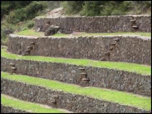 Moray - rocks that looks like stairs