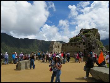 Machu Picchu - Sacred Plaza