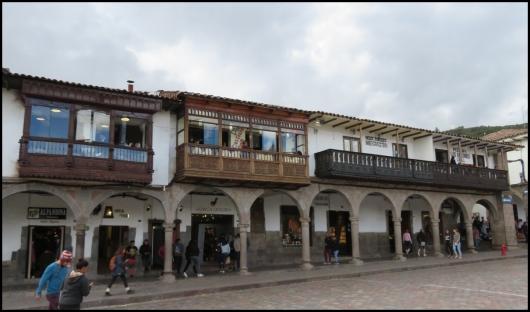 Cusco - colonial arhitecture 2