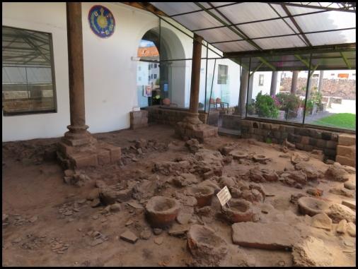 Museo de Kusicancha, Cusco