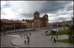 Cusco - Plaza del Armas