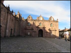 Cusco - Templo Del Triunfo entrance