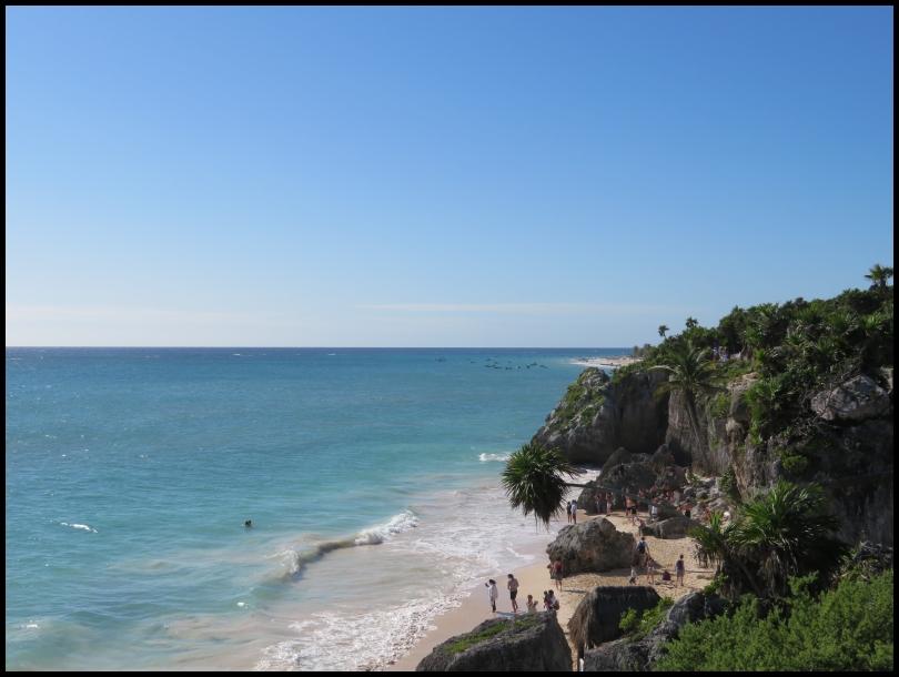 Beach, sun and sea