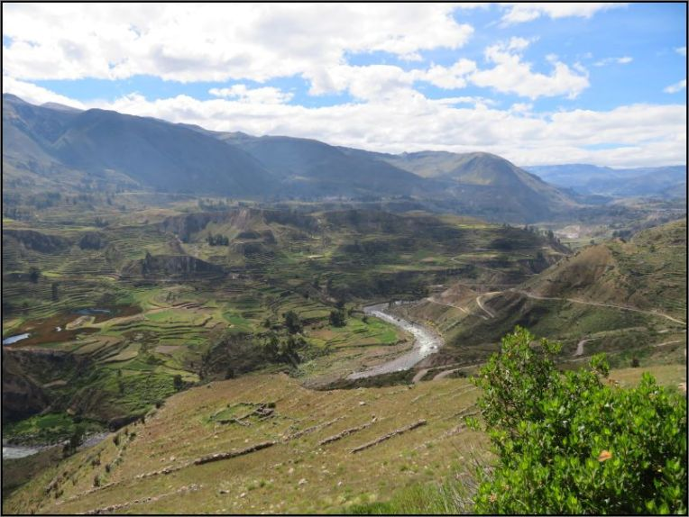 Colca Valley - Mirador de Antahuilque