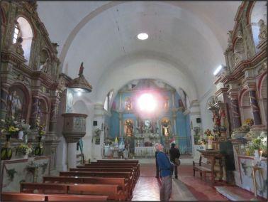 Yanque, Iglesia Inmaculada Concepción