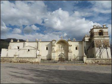 Yanque - Iglesia Inmaculada Concepción