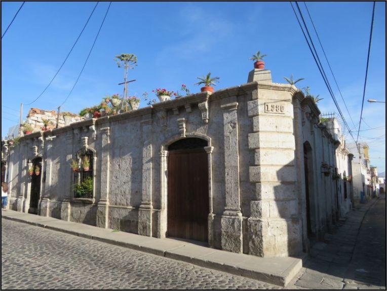 Arequipa buildings