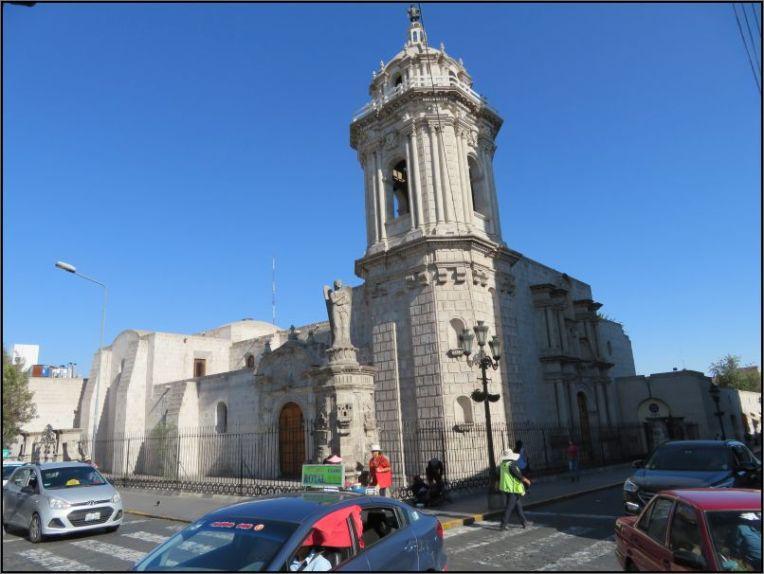 Arequipa, Iglesia Santo Domingo