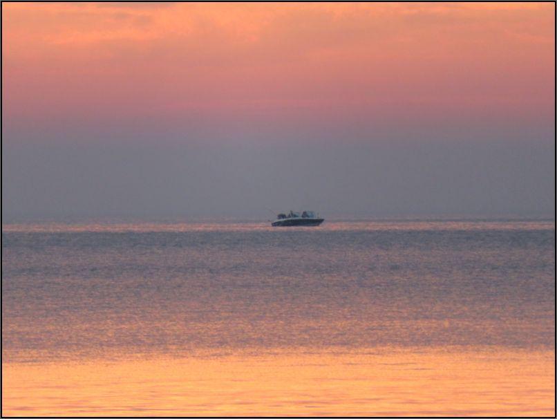 Fishing in Providence Bay