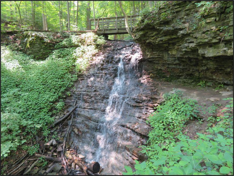 Canterbury Falls
