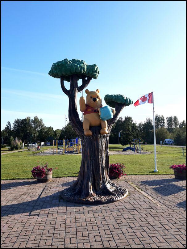 Winnie the Pooh, White River