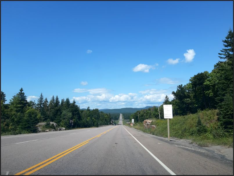 Trans-Canada Hwy 17